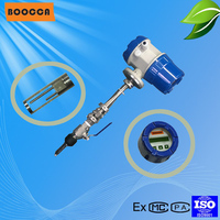 Compressed air oxygen mass gas air flow meter