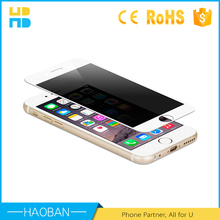 OEM Explosion Proof HD Clear Matte No Fingerprint Anti-glare Film Tempered Glass Privacy screen protector