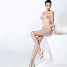 Sexy Lady Transparent Long Spandex Pantyhose Stocking Sexy Women's Tights Summer Stockings
