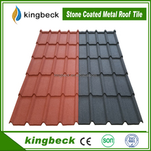 China colorful stone roofing sheets galvalume aluminium zinc steel roofing tile