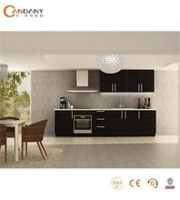 modular fitted melamine kitchen cabinet with high quality ,kitchen cabinet foshan