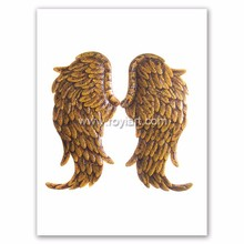 Wall Hanging Home Decoration Metal Craft Angel Wings