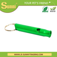 Pet products new design top quality stop dog barking whistle