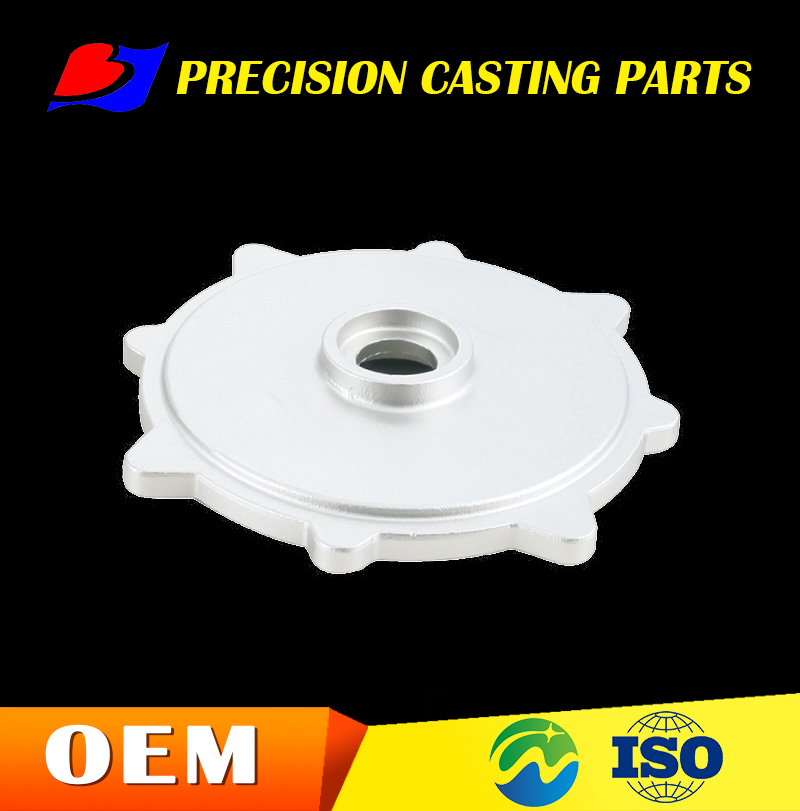 Baida factory direct china customized casting parts of motorcycle and die cast cars