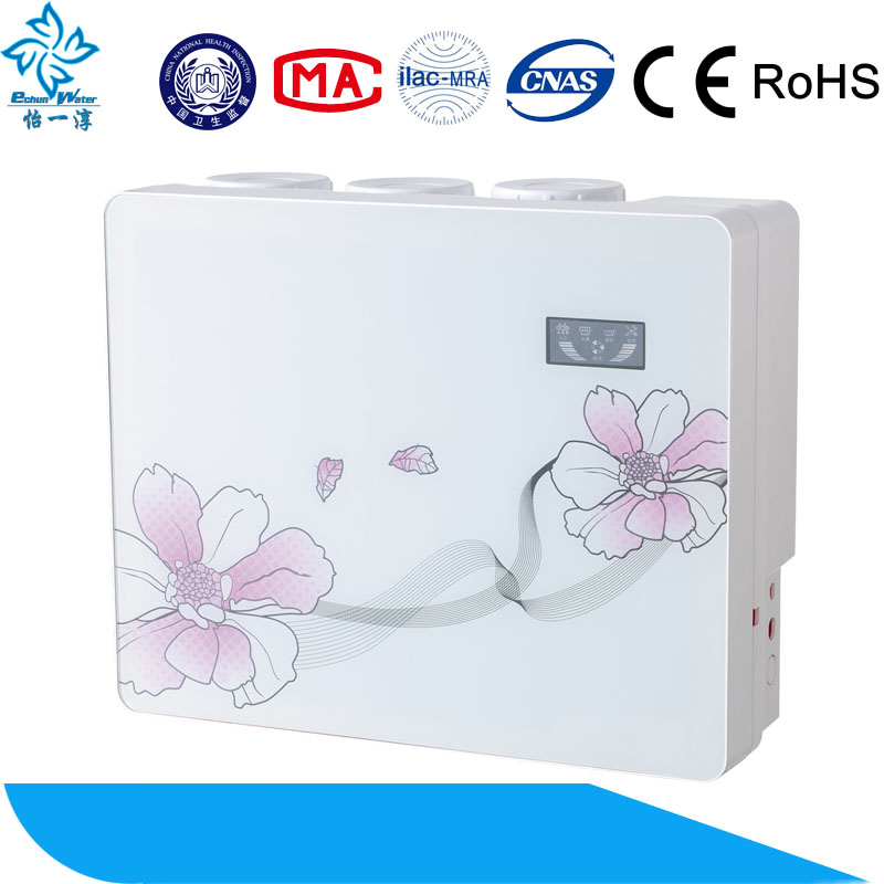 computer control ro pure water filter system with plastic dust cover/ro purification system