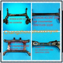 High quality rear crossmember for auto parts for chevrolet aveo