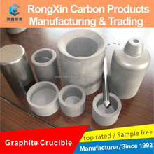Hot Selling Manufacturer Price of Graphite Crucible for Steel Casting