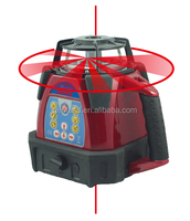Laser Level 360 Automatic Rotation Laser Level 300HV with Setting Slope Function & Battery Pack