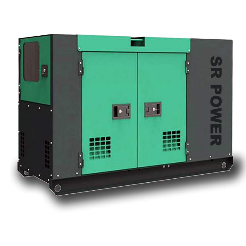 50HZ 3 phase 400 voltage 10 kva to 225kva silent diesel generator set powered by chinese famous brand engine