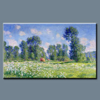 High quality pure hand-painted reproduction oil painting from famous artwork
