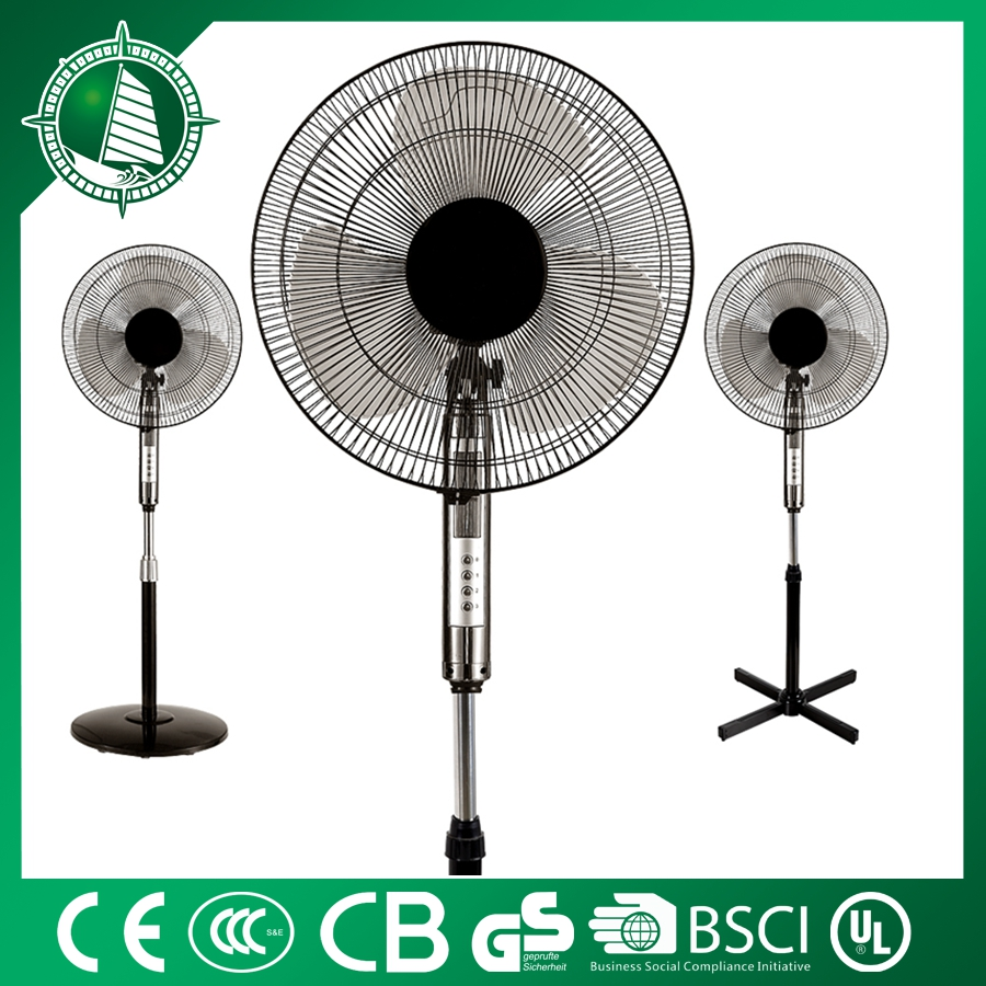 Big discount Sell 16 inch 220V stand fan with exquisite appearance good quality