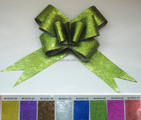new design pull flower ribbon bow use for gifts