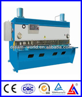 Factory direct sale plate shear machine/2013 most popular model of metal guillotine shear
