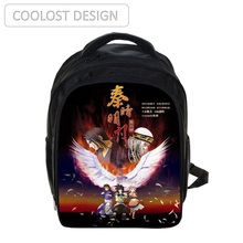 13 inch new design wholesale custom book bags with logo