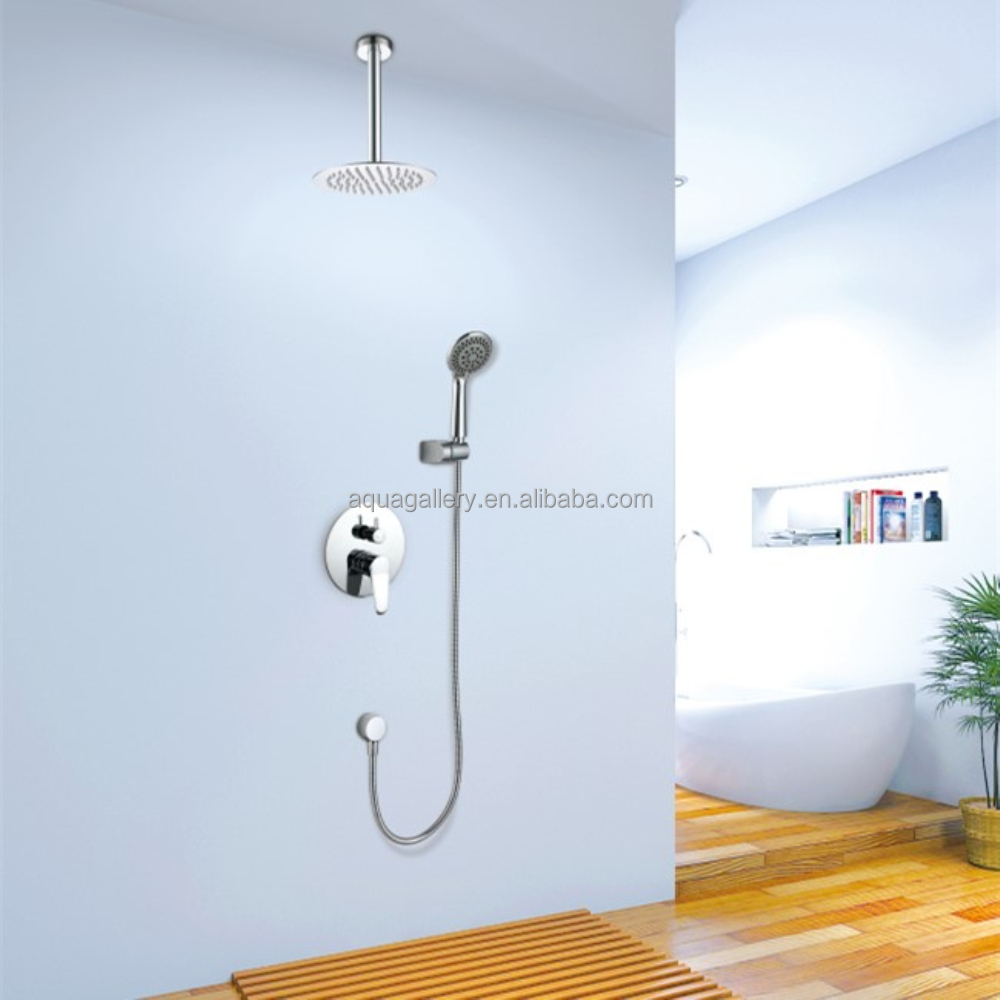 Concealed 2 Way Shower Faucet