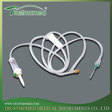 medical disposable micro drip iv infusion set