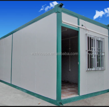 Low cost pre fab mobile home container 40ft