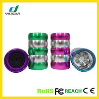 flashlight 6 led mini