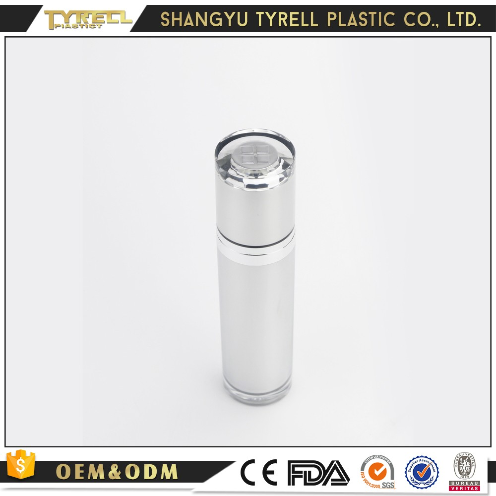 2017 Popular Disposable Container Acrylic Cosmetic Jar
