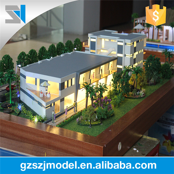 Chinese architectural models manufacturer with ho scale cars , trains