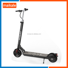 new design city scooter 2 wheel standing up electric kick scooter