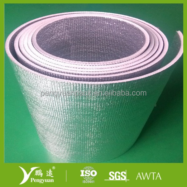 aluminum foil EPE foam heat resistant material for attic