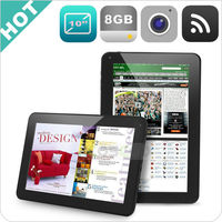 Cheapest Simple Design 10 inchs manufacture Buletooth / wifi /1g /8g interactive displays graphic tablets