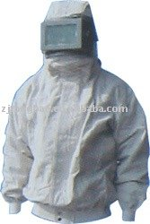 Sand blasting clothes sandblast suits for blasting