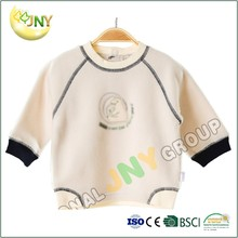 hot sale embroider breathable kids raglan t-shirt wholesale