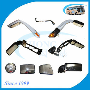 bus side rear view mirror for Yutong higer kinglong golden dragon neoplan volvo