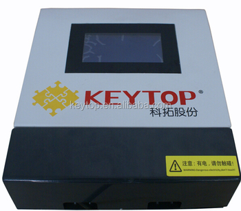 KEYTOP Parking Guidence Zone Controller with RS485 Communication Way