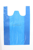 degradable plastic disposable shopping bag