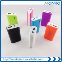 18650 Battery Case Big Candy USB Mobile Charger Power Bank For OEM Product Can Custom Brand Name