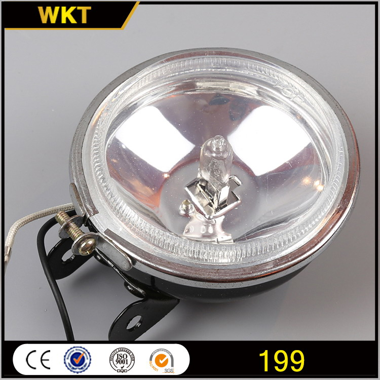 New quality 199 led fog lamp with metal plate