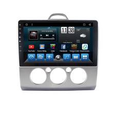9'' Car DVD Player Multimedia GPS Navi Android 8.0 navigation Radio system for Ford Focus 2007