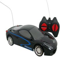 1:24 Newest Wholesale High Quality LED the Simulation of Remote Control Kids Toy Car