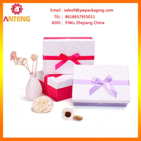 hot new product wholesale custom paperboard gift box for soap
