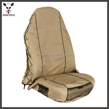 waterproof fabric one piece outdoor auto cushion cover car seat cover