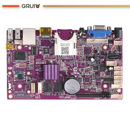 Powerful than Rasberry PI Aio Dual Core media player motherboard