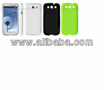 TPU colorful case for Galaxy S3