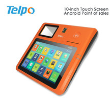Color TFT Touch Screen Mini Cash Register stand-alone machine pos system
