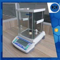 LAB Balance 220g x 0.0001g (0.1mg) weigh/count scale