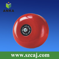 6' loudly factory fire alarm bell 24v