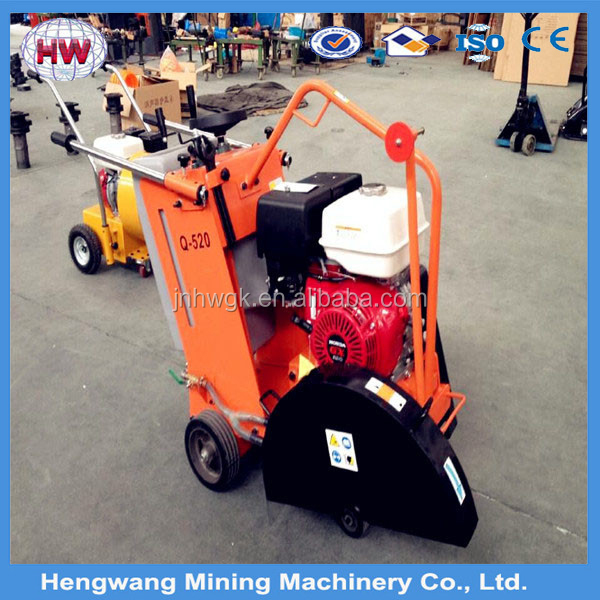 High quality asphalt cutting machine/Road Surface Cutting /Concrete Road Cutter