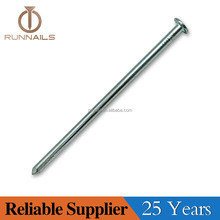 Large size steel nails from 5inch to 10inch