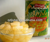 canned apple in syrup dices