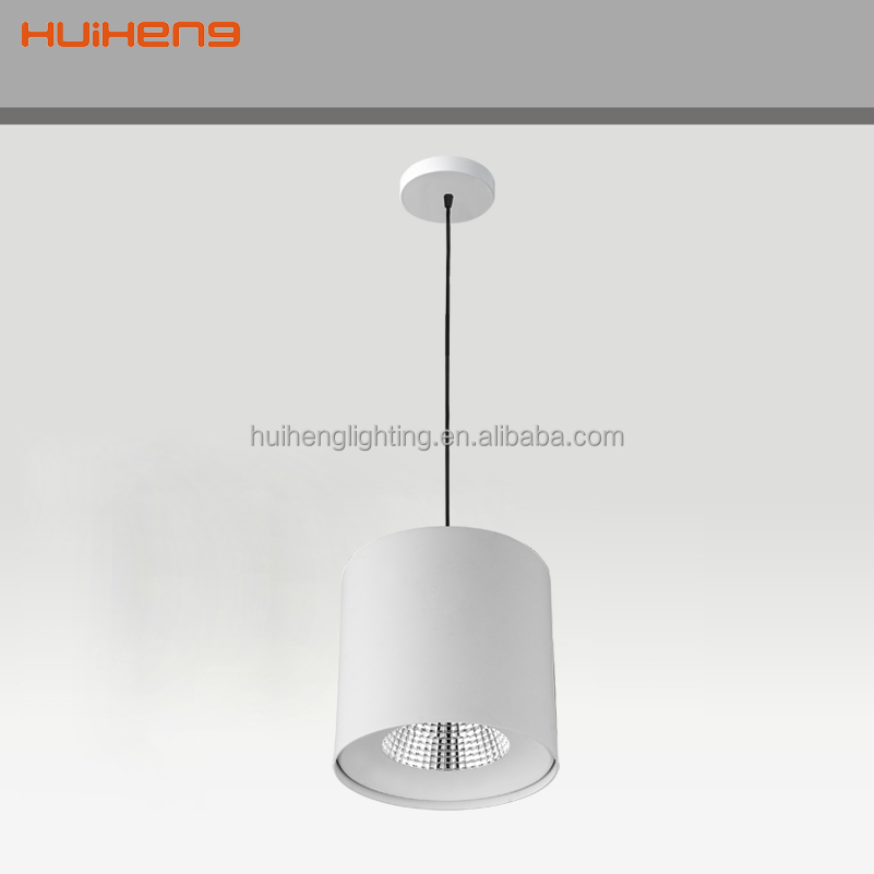 20W 30w COB LED Surface Mounted 8 inch Modern Pendant Light