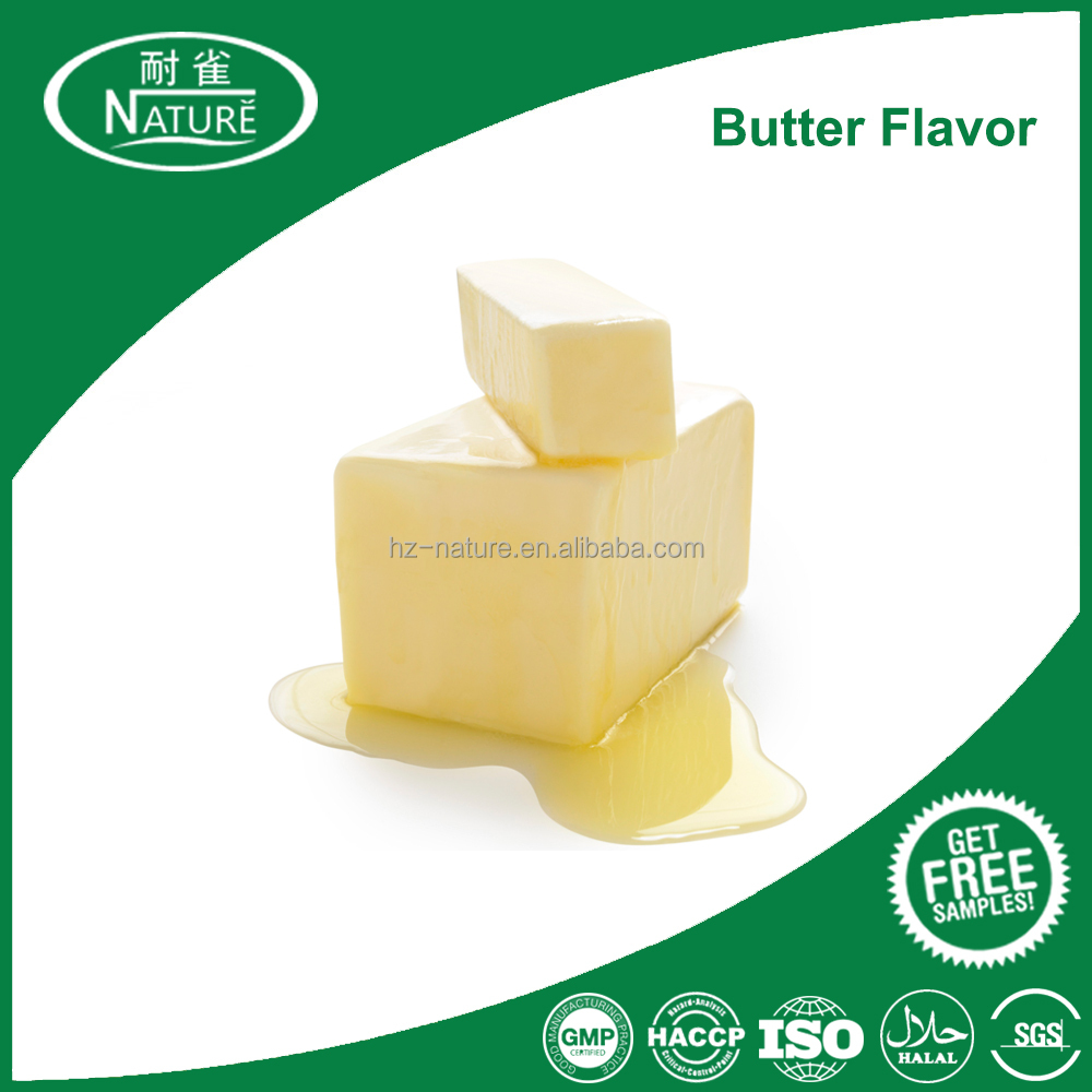 Smooth creamy rich butter flavor dairy flavor flavouring concentrate