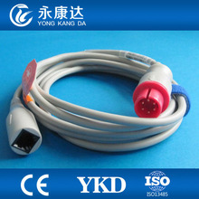 High quality with Spacelabs abbott pressure transducer and adapter IBP cable
