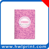 Hot Paperback Diary Notebook Student Notebook Gift Notebook